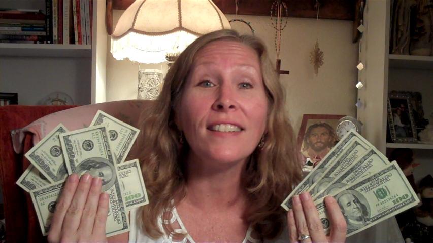 Gangsta Money!